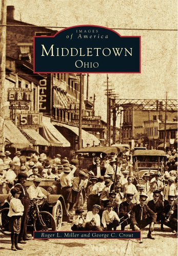 Middletown, Ohio (Images of America)
