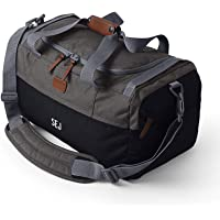Lands' End Small Everyday Travel Duffle Bag (Oxidized Gray Heather)