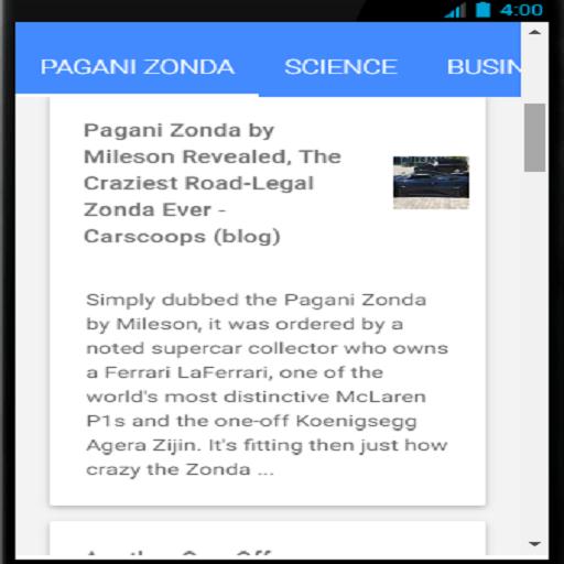 Pagani Zonda