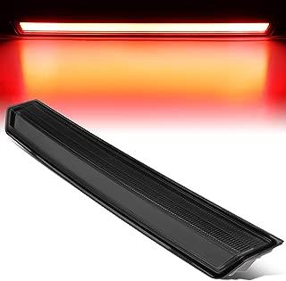 Smoked Housing 3D LED Bar Third 3rd Tail Brake Light Lamp for Chevy Suburban Tahoe 15-20