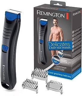 Remington Delicates BHT250 - Afeitadora Corporal, Cuchillas