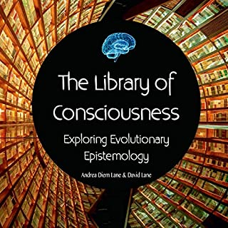 The Library of Consciousness audiobook cover art