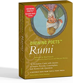 Divining Poets: Rumi (Divining Poets: A Quotable Deck from Turtle Point Press)