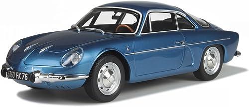 Renault Alpine A110 blau Modellauto OT146 Otto 1 18