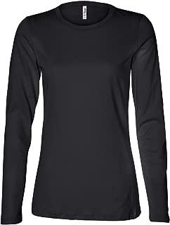 Bella + Canvas - Women's Relaxed Long Sleeve Jersey Tee - 6450