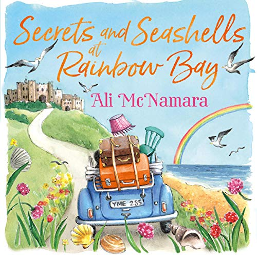 Couverture de Secrets and Seashells at Rainbow Bay