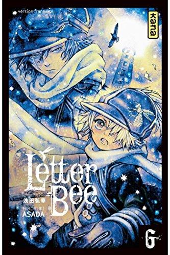 Letter Bee - Tome 6 (Shonen)