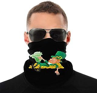Nother St Patricks Day Leprechaun Berusad vindpaus bandana halsduk tvättbar dammmask balaclava ansikte mun