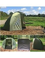 Quest Shelter MK2 - Tienda de campaña para Pesca de Carpa (1 Persona)