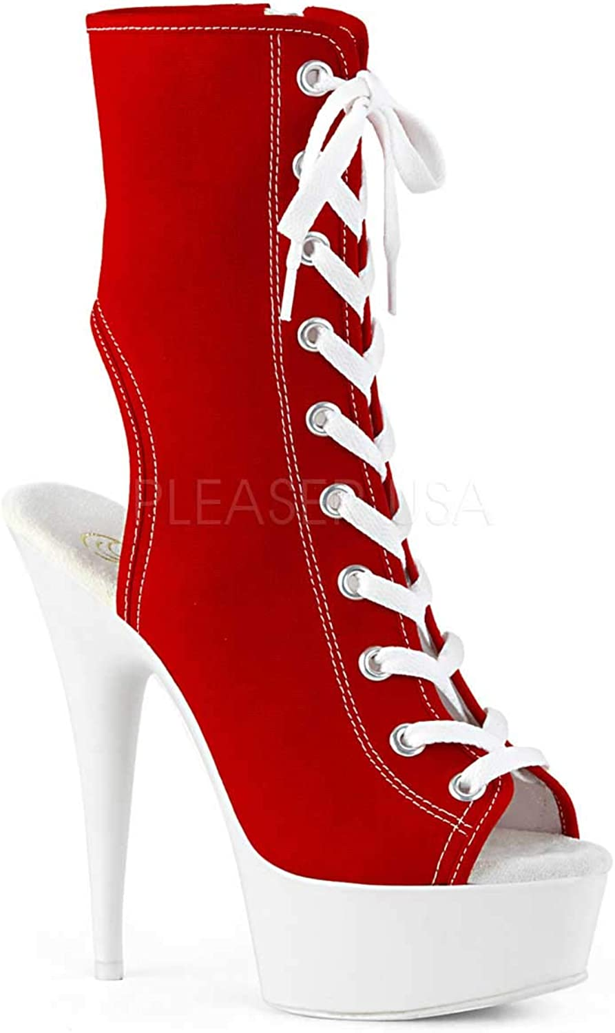 Pleaser Womens DELIGHT-1016SK BCA NW Boots