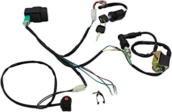 Wire Wiring Harness Loom For 49cc 70cc 90cc Motorcycle Dirt Bike Scooter ATV