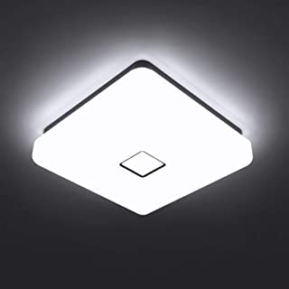Best Square Ceiling Light Led Of 2019 Top Rated Reviewed