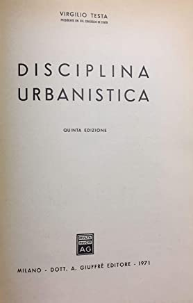 Disciplina urbanistica. Quinta edizione