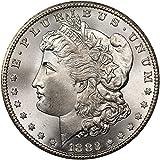 1882 S Morgan Silver Dollar in Uncirculated Condition!