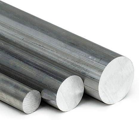 L: 800mm Zuschnitt Edelstahl Rundstab VA V2A 1.4301 blank h9 /Ø 12 mm 80cm