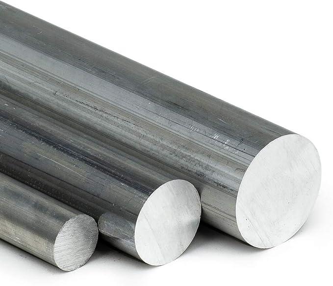 80cm Zuschnitt Edelstahl Rundstab VA V2A 1.4301 blank h9 /Ø 25 mm L: 800mm