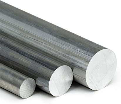 Zuschnitt L: 100mm 10cm Edelstahl Rundstab VA V2A 1.4301 blank h9 /Ø 16 mm