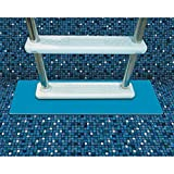 Hydro Tools - 87952 Protective Pool Ladder Mat, (9-Inch by 30-Inch) (2-Pack)