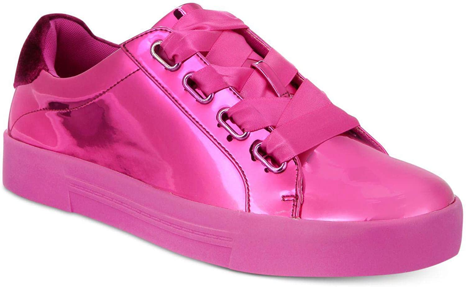 Call It Spring Womens Legeasien Fabric Low Top Lace Up Fashion Sneakers