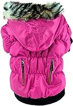 Loneflash Pet Clothes Winter Fashion Comfortable Pet Dog Cat Puppy Costume Jacket Coat Apparel