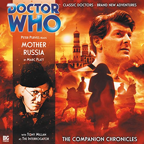 Doctor Who - The Companion Chronicles - Mother Russia cover art