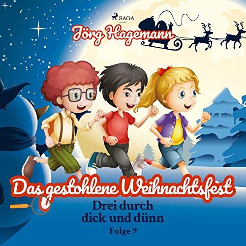 Das gestohlene Weihnachtsfest cover art