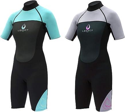 Circle One Womens H2O Pro Triathlon Wetsuit M Pink