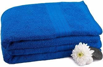 Portico New York Eva 100% Cotton Super soft XL Bath Towel- 90X180 CM