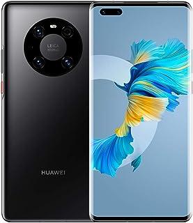 هاتف هواوي ميت 40 برو، كيرين 9000 5 نانو متر 5 جي، SoC، رام 8 جيجا وذاكرة 256 جيجا وشاشة منحنية 6.76 انش وكاميرا لايكا الت...