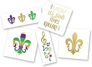 Best mardi gras tattoo Reviews