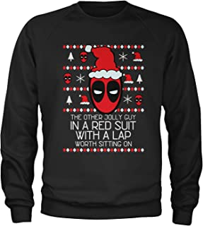 MERC with A Mouth Ugly Christmas Crewneck Sweatshirt