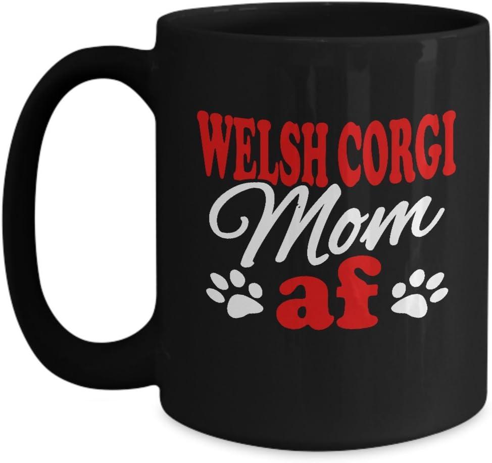 Best Corgi Mom Ever Dog Lover Coffee Tea Ceramic Mug Office Work Cup Gift