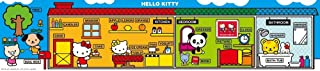 23-51 that Let's play with 2 20 +15 +10 piece Hello Kitty English panorama puzzle step brain series step (japan import)
