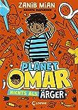Planet Omar 1 - Nichts als Ärger: Comic-Roman
