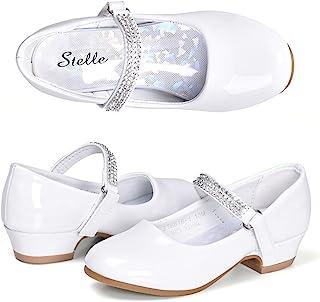 056510ea27ba Amazon.com  Mary Jane - Flats   Shoes  Clothing