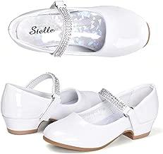 girls low heels