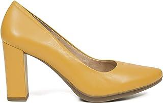 Amazon.es: zapato salon mujer mostaza