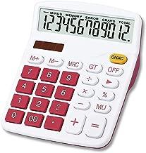 Kit Contatore Calcolatrice Fai Da Te con Vetrino Acrilico Display Calcolatrici LCD Multifunzione Contatore di Elettronica Calcolatrice da Tavolo Per Ufficio