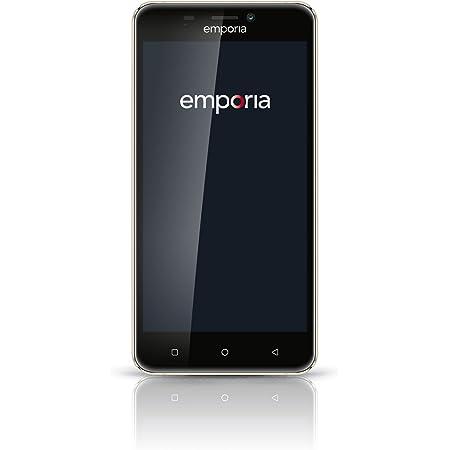 Emporia Smart 2 12 7 Cm Smartphone Blueberry Chrom Elektronik