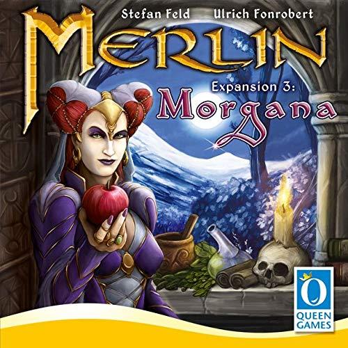 Queen Games 20303 - Merlin: Exp.3 Morgana