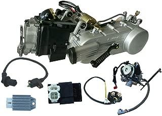 Motrocycle Engine GY6 Engine Short Case 150cc 4-Stroke Electric Start