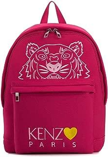 Luxury Fashion | Kenzo Mens F965SF300FO626 Fuchsia Backpack | Fall Winter 19