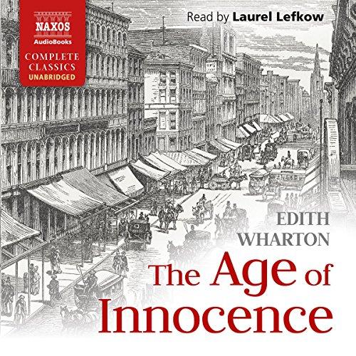 Couverture de The Age of Innocence