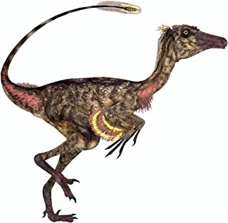 Posterazzi Bird-Like Troodon was a Carnivorous Small Dinosaur That Lived in North America During The Cretaceous Period Poster Print (14 x 14)