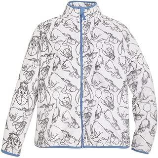 Disney Eeyore Fleece Jacket for Adults - Multi