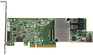 LSI MegaRAID SAS 9361-8i 8-منفذ 12 جيجابايت/ثانية SATA+SAS PCI-Express 3. 0 وحدة تحكم لاسلكية منخفضة المستوى ، أحادي