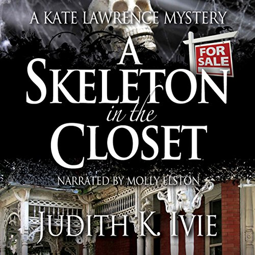 A Skeleton in the Closet audiobook cover art