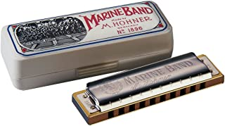 Hohner 1896BX-G# Marine Band, Key Of G# Major