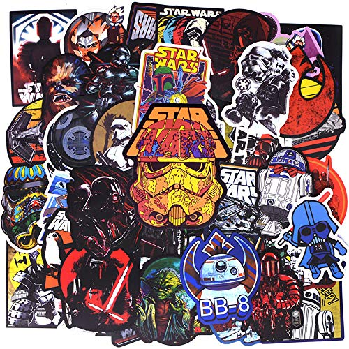Laptop Stickers[100PCS], Cool Movie…