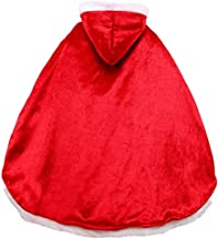 Shiny Toddler Little/Big Girls Velvet Wraps Cape Kids Bolero Wedding Princess Cloak Dress Coat